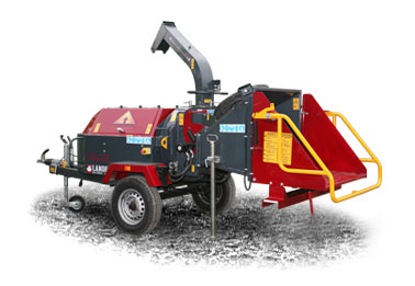 Chip 165 wood chipper